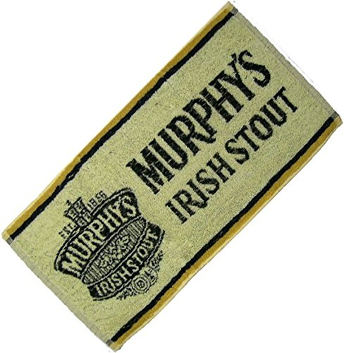 Murphys Irish Stout Cotton Bar Towel ()