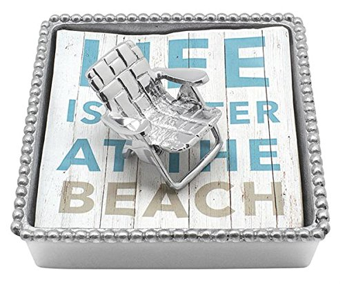 510tpozDZ5L The Best Beach Napkin Holders You Can Buy