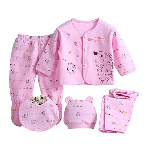 MIOIM Newborn Layette Cotton Clothes