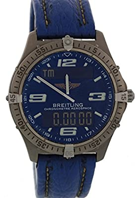 Breitling Aerospace swiss-quartz mens Watch E75362 (Certified Pre-owned)