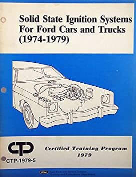 Amazon com : 1974-1979 Ford Solid State Ignition Systems