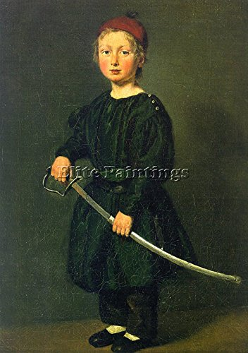 JENSEN CHRISTIAN ALBRECHT DANISH 1792 1870 1 ARTIST PAINTING OIL CANVAS REPRO 24x16inch MUSEUM QUALITY by Elite-Paintings