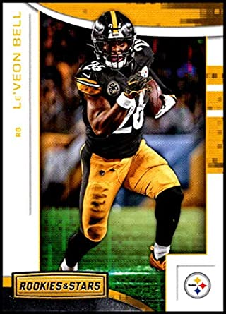 2018 Panini Rookies and Stars  73 Le Veon Bell NM-MT Pittsburgh Steelers 0c921886b