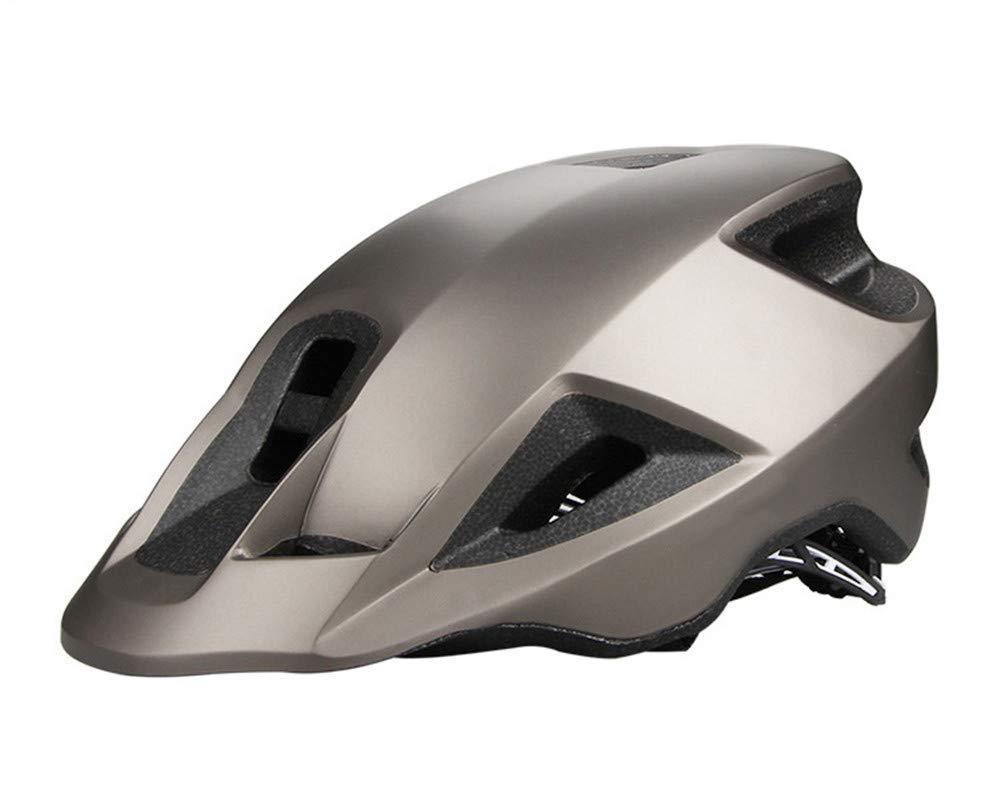 LLTS Road Mountain Bike integriertes Formteil Unisex Fahrradhelm Fahrradreithelm