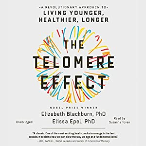 The Telomere Effect Audiobook