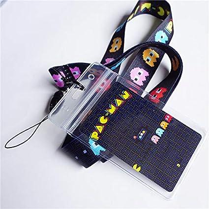 YPT - Llavero, diseño de Pacman: Amazon.es: Oficina y papelería
