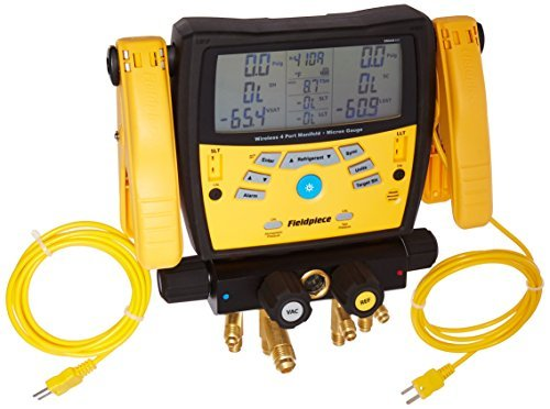 fieldpiece digital manifold - 6