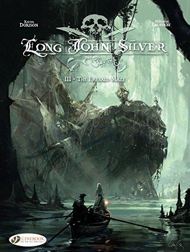 Long John Silver - Volume 3 - The Emerald Maze ()