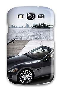 Galaxy S3 Hard Case With Awesome Look Maserati Granturismo 36
