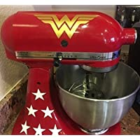 WW Inspired Kitchen Mixer Decal Set For Kitchen Mixer