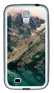 Samsung S4 Case landscapes nature 18 TPU Custom Samsung S4 Case Cover White