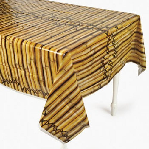 1-x-faux-bamboo-tropical-tiki-table-cover-size-54w108l