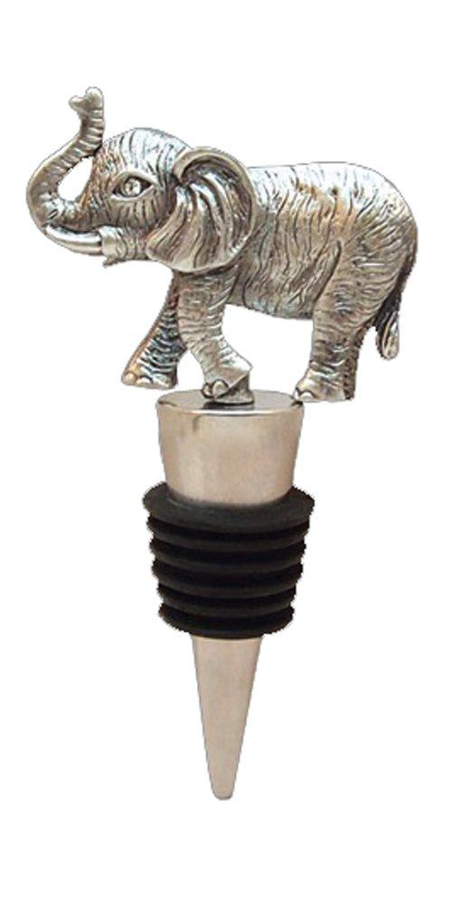 All For Giving Elephant Wine Bottle Stopper