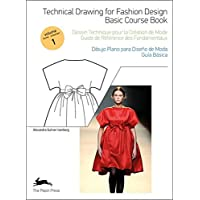Technical Drawing for Fashion Design 1: Basic Course Book (Book & CD)