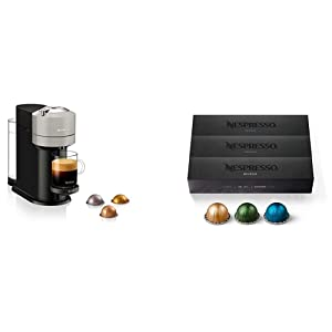 Deals on Nespresso Vertuo Next Coffee and Espresso Machine w/30Ct Coffee Pod