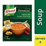 Knorr Mexican Tomato Corn International Soup, 52g Each (Pack of 5)