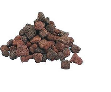Piedra volcánica de piedras unidades de 2 kg universal para todos los barbacoa a gas