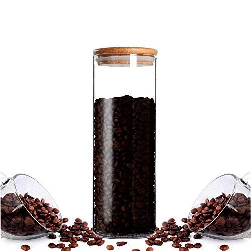 Glass Tea Canister - 2