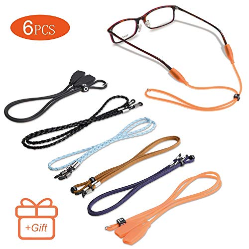 Eyeglasses Strap Chains Cord Sunglass Adjustable Activities product image