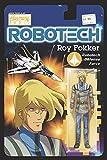 ROBOTECH #4 COVER C BY BLAIR SHEDD