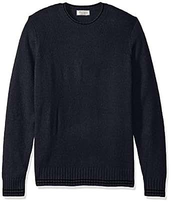 Boston Traders Men S Balmoral Crewneck Sweater At Amazon