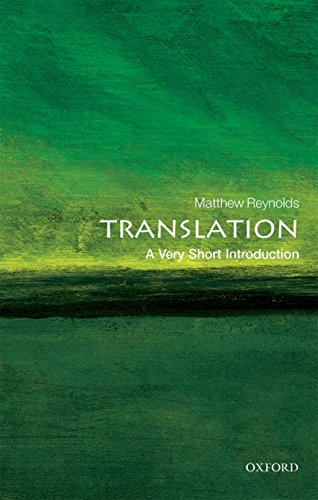 Translation: A Very Short Introduction (Very Short Introductions) (Apps Translate)
