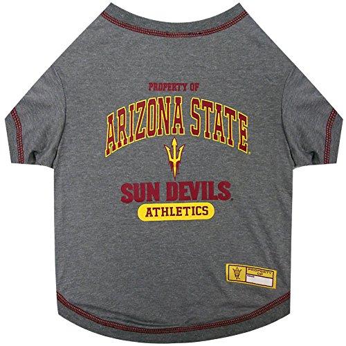 Arizona State University Doggy Tee-Shirt (X-Large: 22