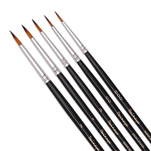 Dainayw Detail Paint Brush Set