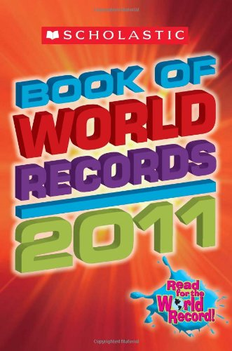 Scholastic Book Of World Records 2011 ebook