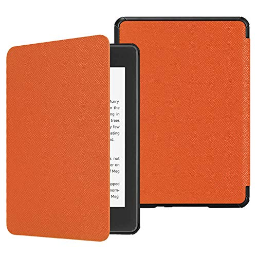 Best paperwhite kindle reader cover orange to buy in 2019