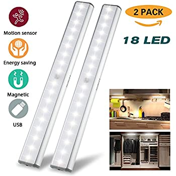 Stick-on Anywhere Portable Little Light Wireless LED Under Cabinet ...