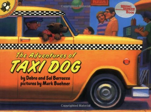 The Adventures of Taxi Dog ebook