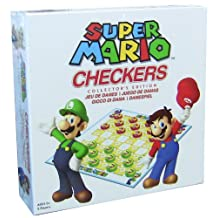 Checkers: Super Mario Brothers