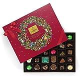 Godiva Chocolatier Assorted Chocolate Christmas Gift Box, Holiday Gift, 32 Count