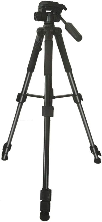 Color : Red, Size : One Size Zxcvlina-YD Portable Tripod,56.7//144cm Travel Tripod Outdoor Compact Aluminum Video Camera Tripod Monopod for Phone DSLR Camera Video Tripod System