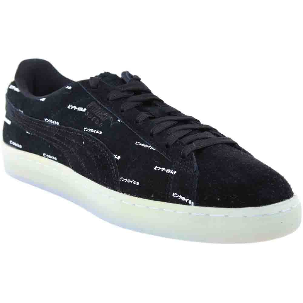 64326f94c9a ... Amazon.com PUMA Mens Suede V2 Pink Dolphin Ankle-High Fashion Sneaker  Shoes attractive  365031-01 ...
