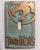 ThunderCats - Light Switch Cover (Aged Patina) Review and Comparison