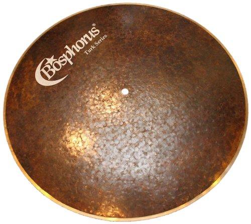 Bosphorus Cymbals K19FR 19-Inch Turk Series Flat Ride Cymbal