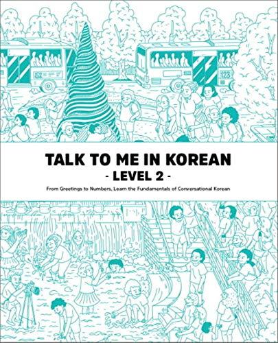 Book: Talk to Me in Korean, Level 2