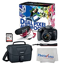 Image of the product Canon EOS Rebel T7i that is listed on the catalogue brand of Photo4Less.