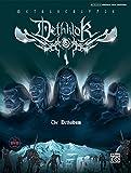 The Dethklok -- The Dethalbum: Authentic Guitar TAB, Book & DVD (Authentic Guitar-Tab Editions)