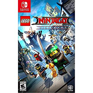 The Lego Ninjago Movie Videogame - Nintendo Switch