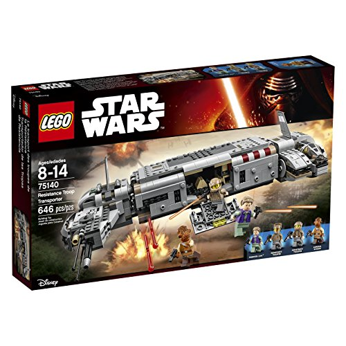 LEGO Star Wars Resistance Troop Transporter - 7754 Lego