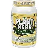 Genceutic Naturals PlantHead Protein Vanilla