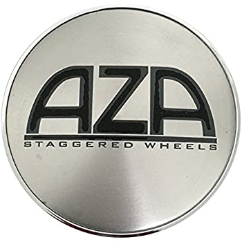 Amazon Com Rohana Luxury Alloy Wheel Mustang Center Cap