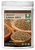 Naturevibe Botanicals Organic Ajwain Seeds, 1 Pound