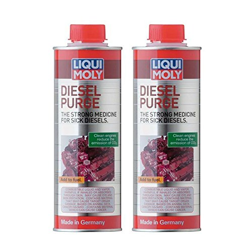(Liqui-Moly Diesel Purge Injection Cleaner (500 ml))