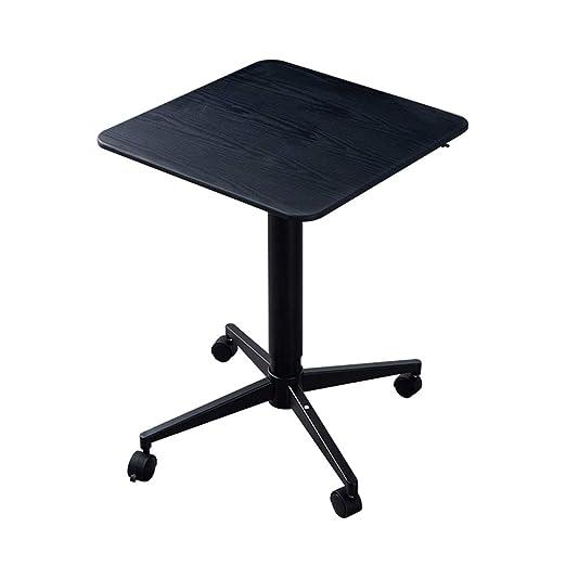 XUE-tap Escritorio portátil para Mesa de Laptop, Tapa Ajustable y ...
