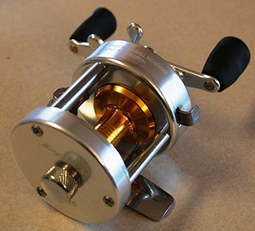 Ming Yang CL25 Ice Fishing Baitcast Reel Walleye Pike Crappie Sunfish Reel
