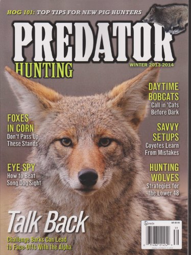 Predator Hunting Magazine Winter 2013-2014